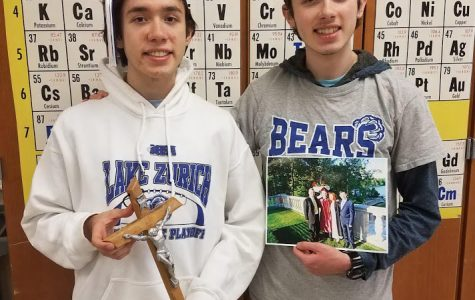 Brotherly love: how family, religion and a close brother influenced one student's life