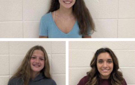 Varsity Freshmen: Fall 2019