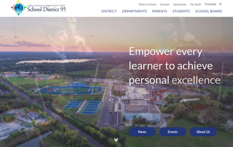 lz95.org makeover: 2019-20 school year brings a new website