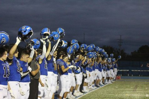 Bears come ready to win at homecoming game