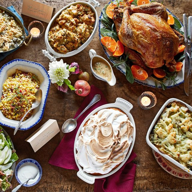 Want a different taste this thanksgiving? Bear Facts compiled some alternative thanksgiving recipes to enjoy this year!