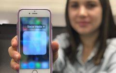 Sallie Gutt, non-social media user, senior