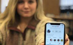 Jordyn Naughtrip, rising social media influencer, junior
