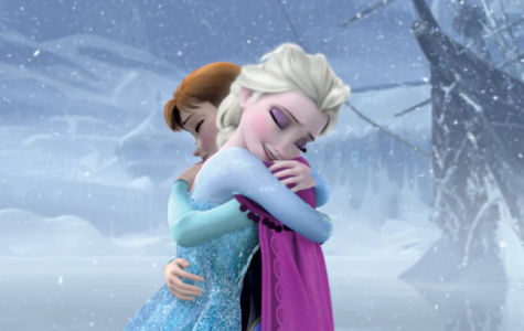Disney just couldn't 'let it go'