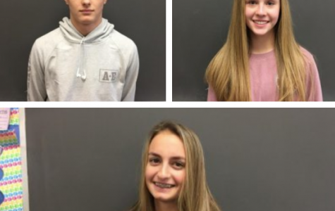 Varsity Freshmen: Winter 2019