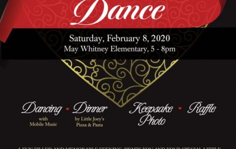 Joanie's Closet is hosting a Valentines day dance fundraiser! Proceeds will go to buy school supplies like coats, hats, and gloves for the students and their family members.