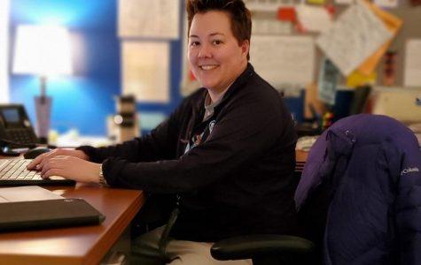 Leslie Thomas, LENH – OSI counselor