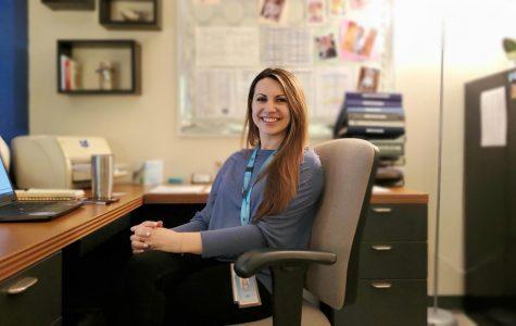 Natasha Rosenak, OSJ-SMIT counselor