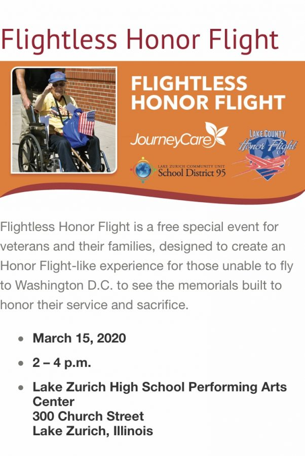 Ryan+Rubenstein%2C+assistant+principal%2C+works+on+the+Flightless+Honor+Flight+since+it+will+be+hosted+at+the+high+school+this+year.+The+Honor+Flight+is+meant+to+honor+the+veterans+who+can+not+receive+a+typical+Honor+Flight.
