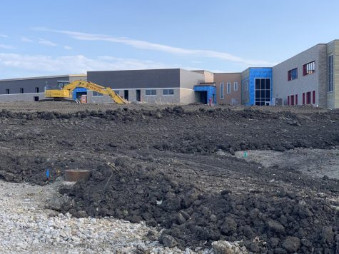 The construction of the new May Whitney Elementary building continued this summer and stands on track to be completed for Fall 2021. May Whitney, Seth Paine, and Sarah Adams were the major construction projects in the district this summer and all persevered through Covid-19.