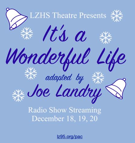 "LZHS Theatre presents ""It"