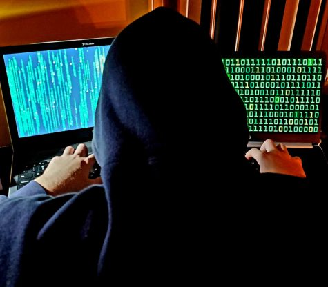 "Cybercrime increased by six counts this year, according to PurpleSec statistics, which is why students need to be aware of any malicious activity they see online. ""I get a lot of Instagram DMs that have random links in them,"" Julia Cison, senior who was hacked on Instagram, said. ""I'll never go into them or look at them anymore because that"