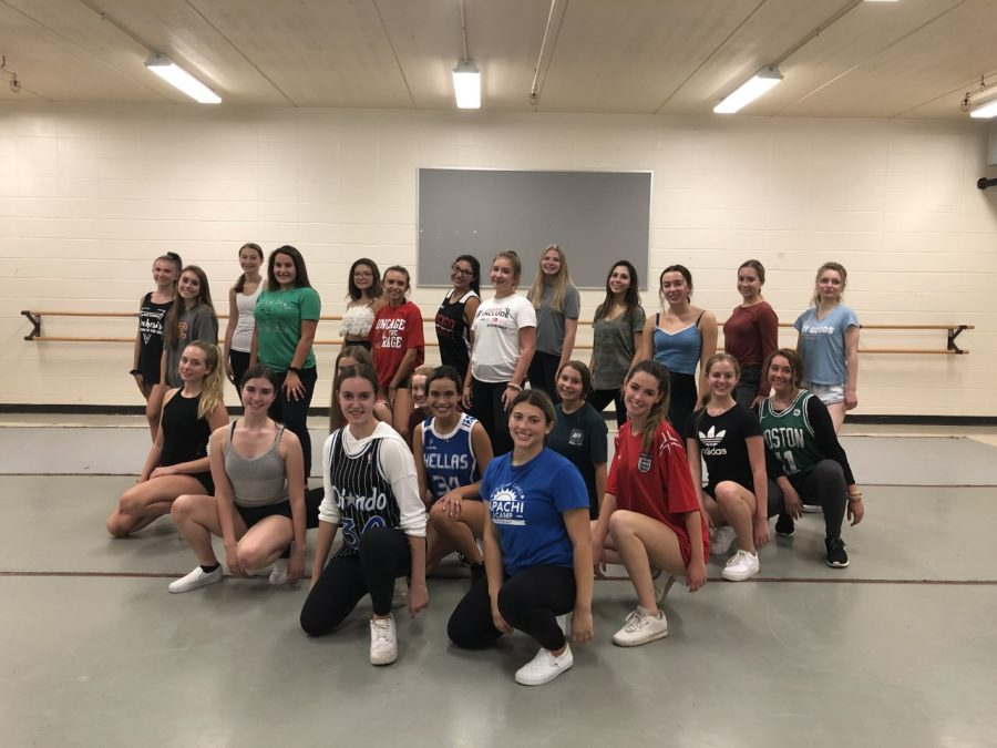 Before COVID-19, Orchesis was allowed to meet up in a large group and practice. Orchesis finds much difficulty to practice due to COVID-19 restrictions. However, through Zoom and Flipgrid, the team has managed to still learn new dances and share them.