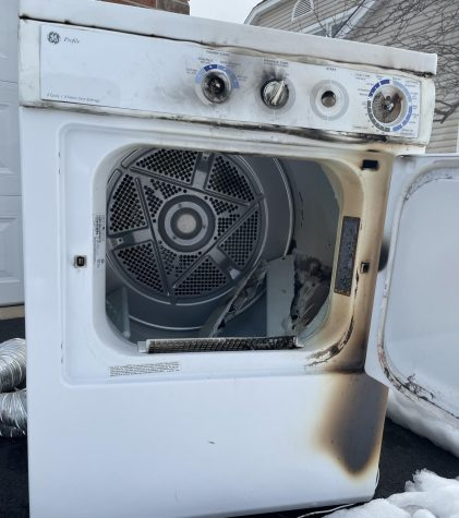 Fires can be a scary thing, let alone one that can result in total property loss. Everyone should keep in mind how easy it is to have a fire start and remember to keep dryers clean.