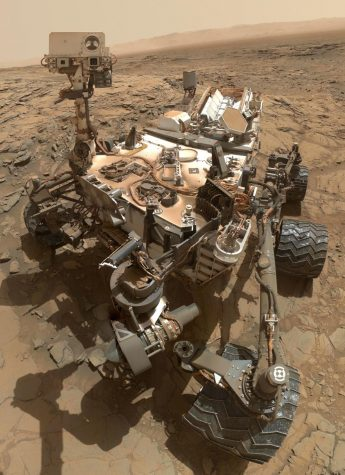 The Mars Rover recently landed on the moon and is currently roaming the landscape to help scientists study the planet. This accomplishment, although millions of miles away, helps to inspire many within the science community.