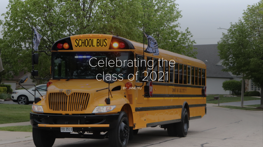 Celebrating the class of 2021