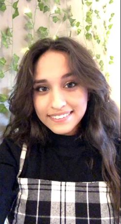 Sanya Ahuja, sophomore, initially downloaded TikTok as a joke. However, she began to be inspired by the content that other creators were making. Now, she makes transformation TikToks.